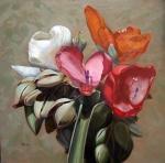 Wildflower, 24x24, o/c